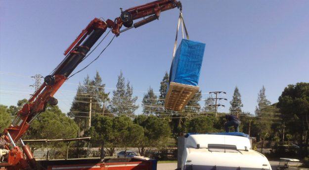 Acrylic Window Transport & Supply