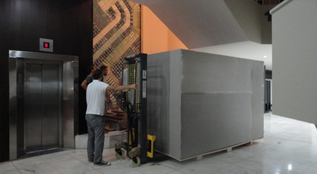 Aquarium acrylic tank procurement
