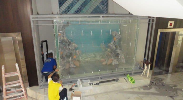 Aquarium Acrylic Procurement